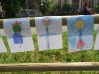 Lavoretti realizzati dai bambini