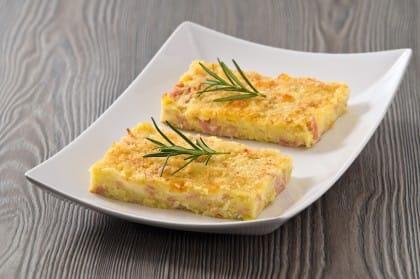 ricetta del gateau di patate senza burro