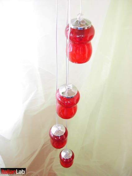 riciclo-creativo-bicchieri-vetro-lampade-fai-da-te (4) | non sprecare - Lampade Riciclo Creativo