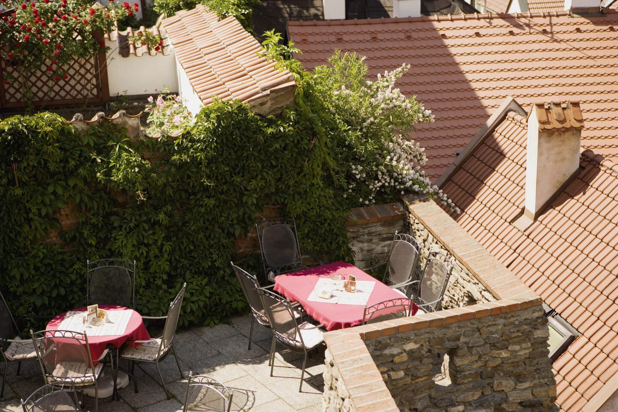 Trasformare il terrazzo in giardino incentivi fiscali - Giardino pensile terrazzo ...