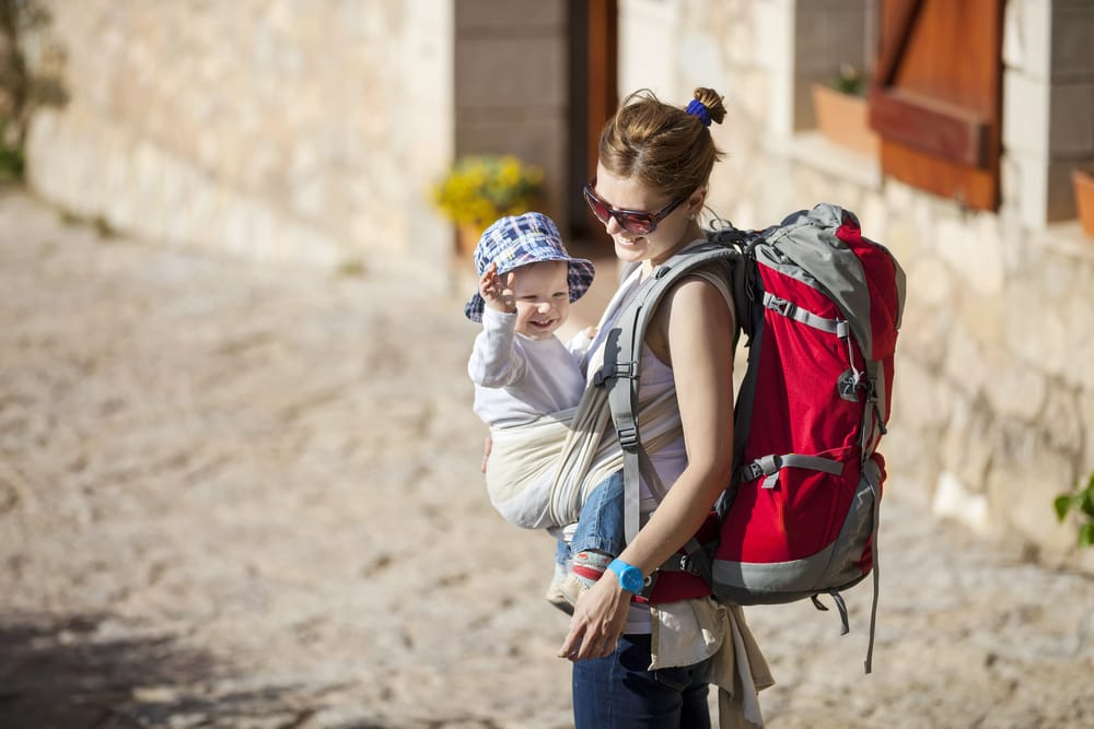 abbastanza Consigli per vacanze con neonati - Non sprecare ZK32
