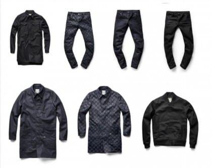 Abbigliamento con materiali riciclati: la collezione Raw for the Oceans di G-Star Raw