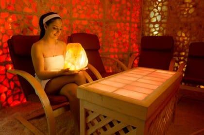 i benefici dell'haloterapia