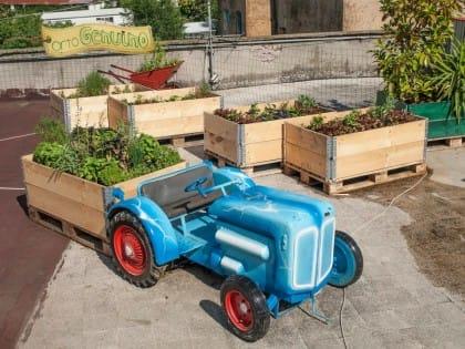 Come avere un orto urbano: il progetto OrtoGenuino