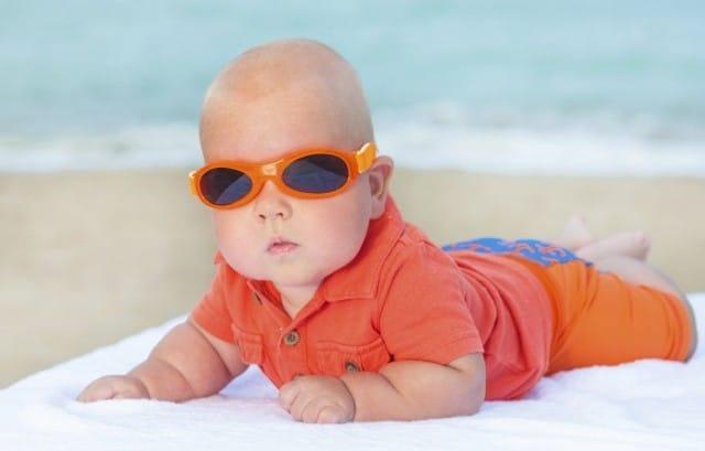 Consigli per vacanze con neonati non sprecare for Piccoli disegni di casa sulla spiaggia
