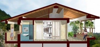 ecovillaggio solare in umbria: nuovo modello di cohousing