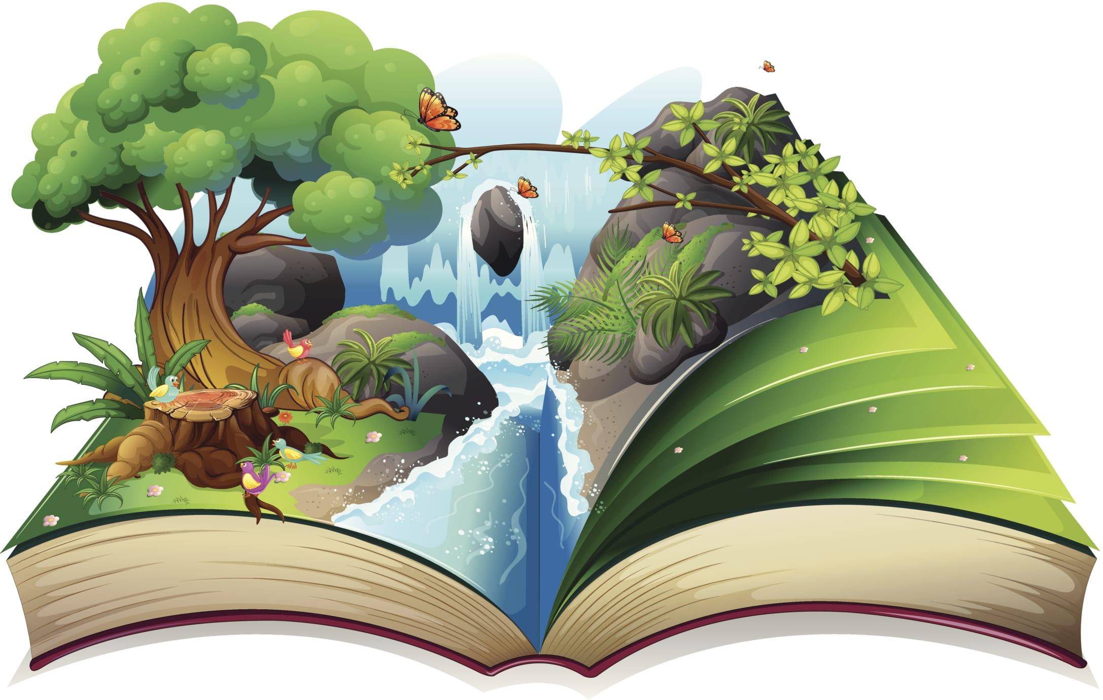 Favole per bambini sulle castagne il racconto di un for Piani di libri da favola