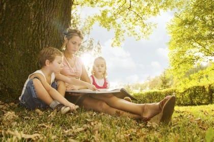 Favole per bambini sulle castagne e la bellezza della natura