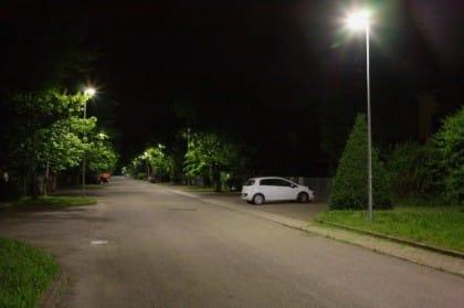Lampioni a Led RadioDavid: risparmio energetico ed efficienza luminosa