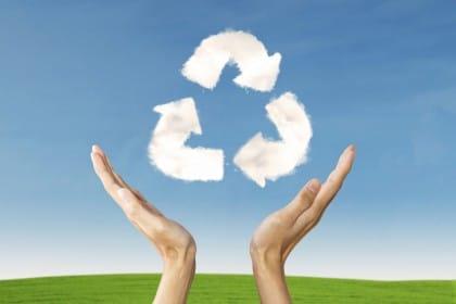 Occhio del riciclone: l'organizzazione no profit che promuove riciclo e riuso