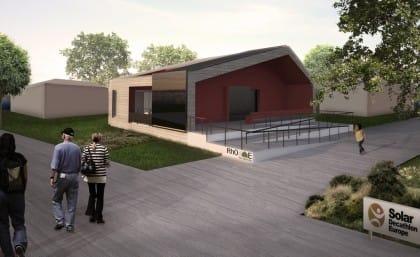 Rhome for denCity: la casa solare italiana vincitrice del Solar Decahlon 2014