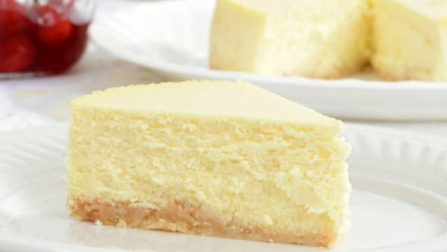 cheesecake fredda allo yogurt: la ricetta
