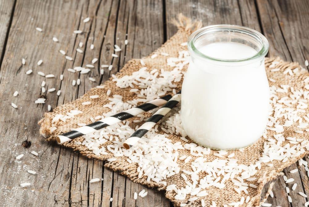 ricetta latte di riso fatto in casa