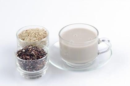 ricetta del latte vegetale di riso: buono e salutare
