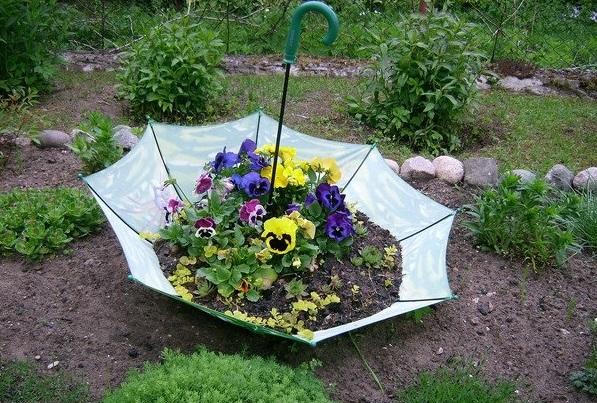 Top Come decorare il giardino con il fai da te - Non sprecare YT61