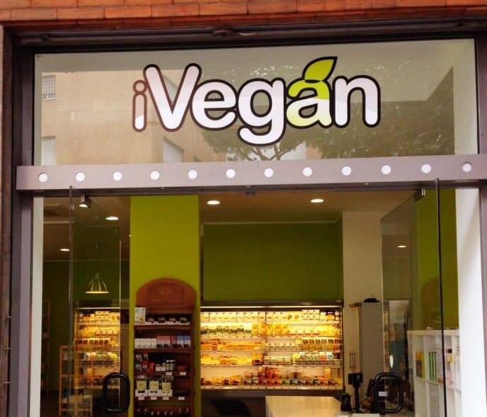 Supermercato vegano Roma: iVegan