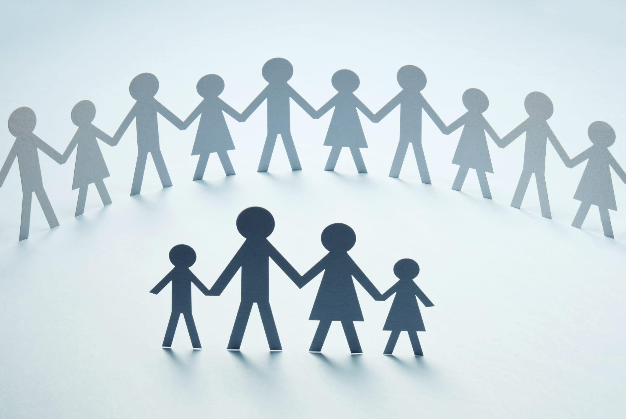 Terzo settore: ecco gli italiani che sostituiscono il welfare statale