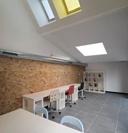 Veluxlab: il primo edificio a impatto zero collocato all'interno del campus del Politecnico di Milano