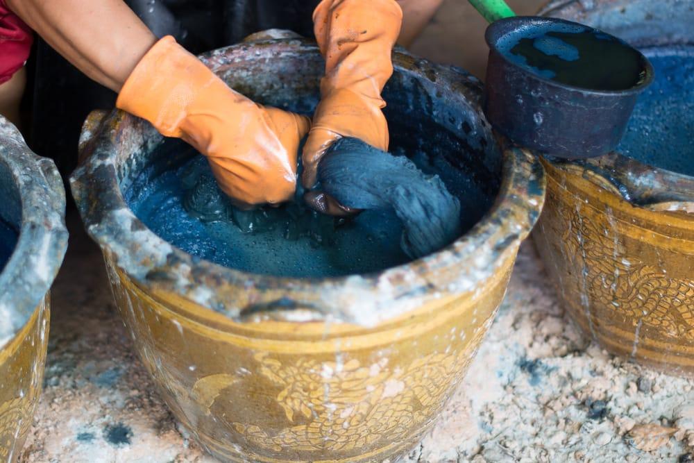 Piante Per Bagno : Come tingere i tessuti in modo naturale non sprecare