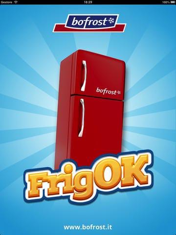 App per scadenza cibi: FrigOk