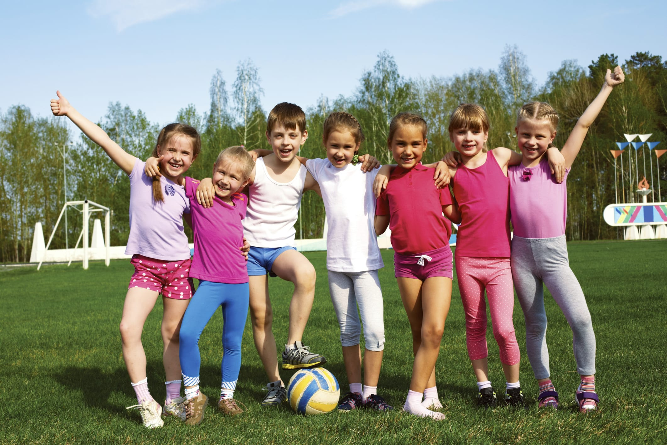 colonie estive per bambini