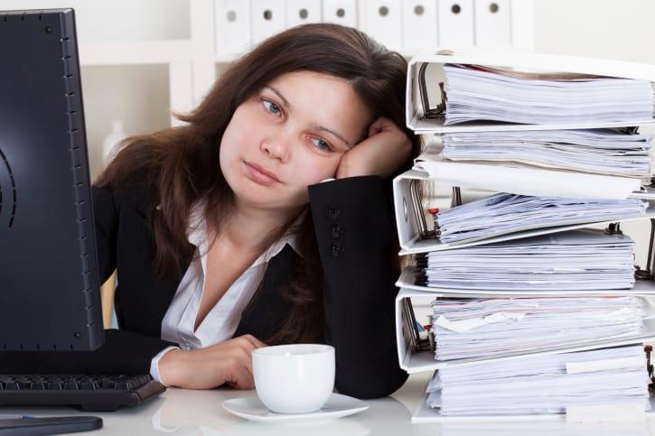 come superare lo stress da rientro in ufficio