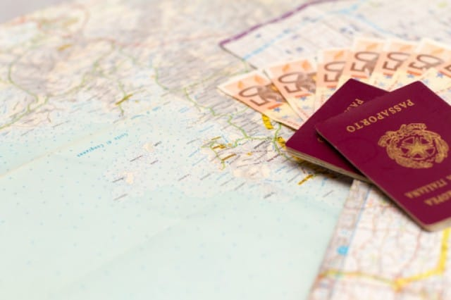 bollo gratis per rinnovare il passaporto