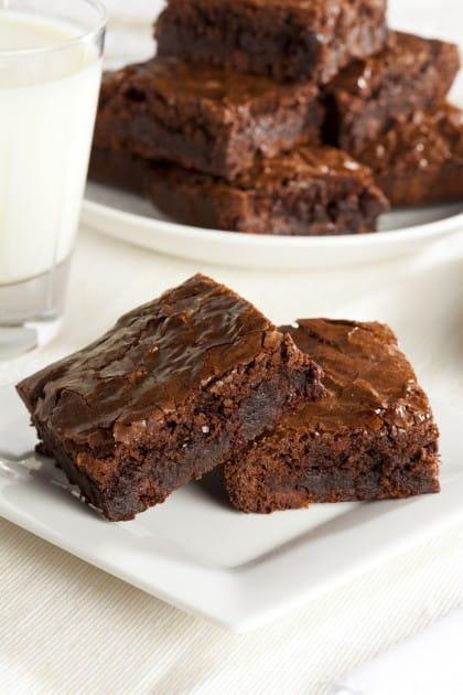 Ricetta brownies alla Nutella