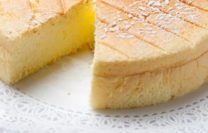 ricetta della torta al latte caldo