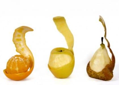 come utilizzare le bucce della frutta
