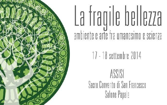 Convegno Nostra Madre Terra: ad Assisi il 17 e il 18 settembre 2014