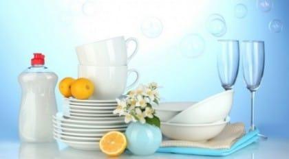 Detersivo liquido per lavastoviglie fai da te