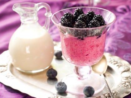 effetti benefici dei frutti di bosco e la ricetta della crema