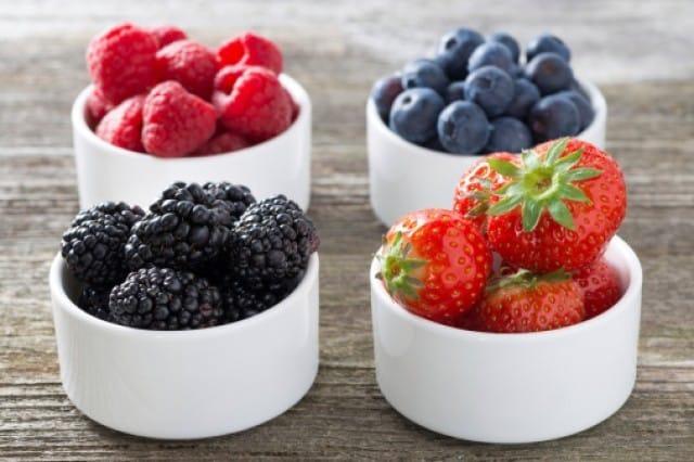 Gli effetti benefici dei frutti di bosco, l'ingrediente ideale per la crema golosa