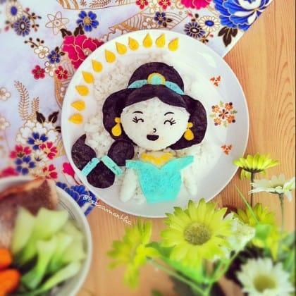 Idee per far mangiare le verdure ai bambini: i piatti creativi di Samantha Lee