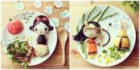 Trasformare i piatti in fiabe: come far mangiare le verdure ai bambini con fantasia
