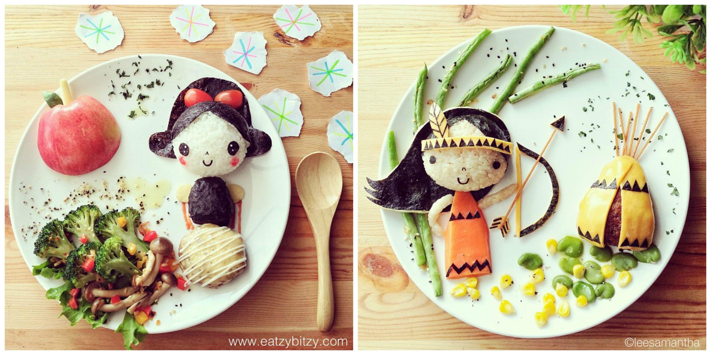 Idee e disegni creativi per cucina e dinette