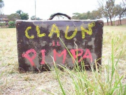marco rodari,: clown nella striscia di Gaza