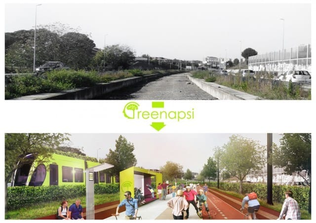 Greenapsi: come recuperare una metropolitana di Roma mai costruita
