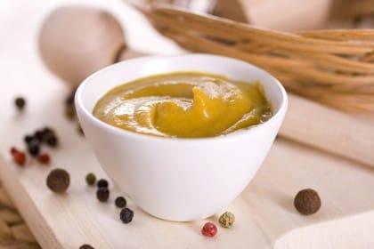 Ricetta salsa di senape