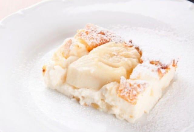 torta nua: la ricetta