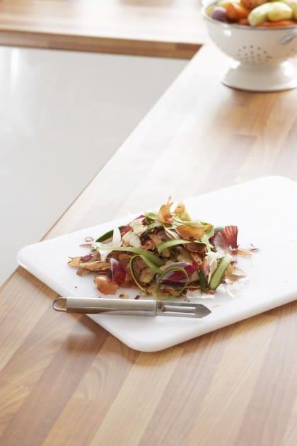 10 ricette semplici per recuperare gli scarti delle verdure in cucina