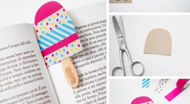 Segnalibri fai da te, come realizzarli con il riciclo creativo | Foto