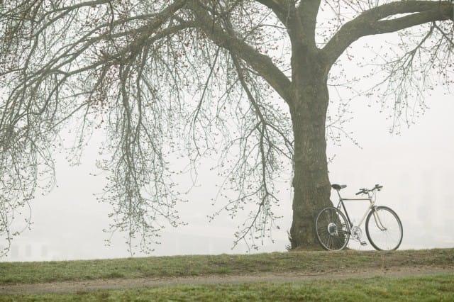 Daniele Pernigotti, duemila km in bici per trovare soluzioni ai cambiamenti climatici