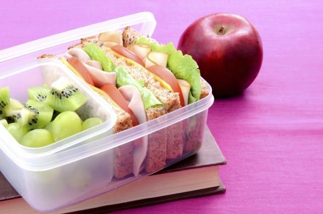 Cosa portare a scuola per merenda un sano spuntino non - Porta merenda bimbi ...