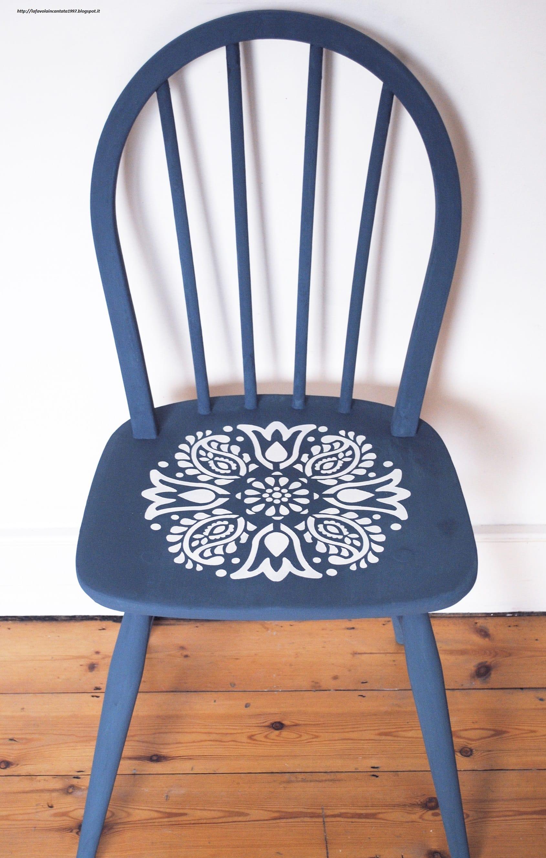 Riciclo creativo sedie non sprecare for Sedie fatte con pallet