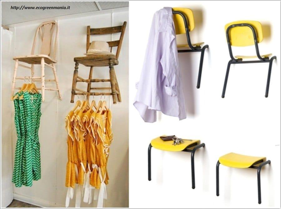 Riciclo creativo sedie non sprecare - Cosa si intende per prima casa ...