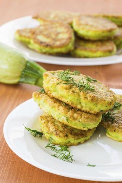 pancakes salati: la ricetta con le zucchine