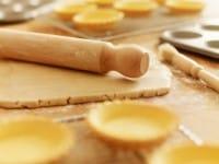 crostatine di pasta frolla senza burro