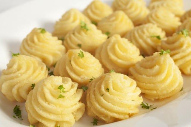 Ricetta patate duchessa - Non sprecare